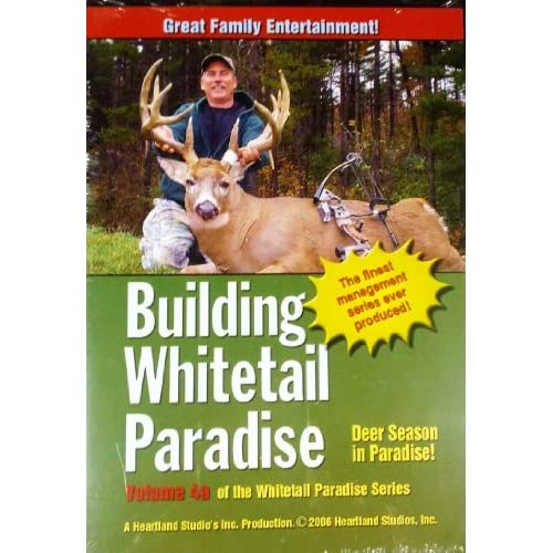 Image 0 of Building Whitetail Paradise Volume 4A On DVD