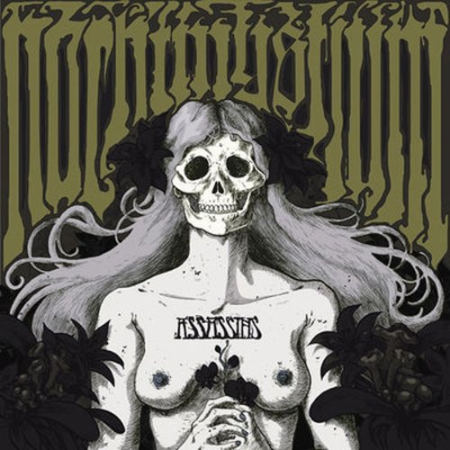 Assassins: Black Meddle Pt 1 Lp By Nachtmystium On Vinyl Record
