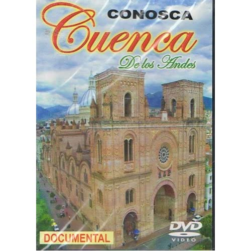 Image 0 of Conosca Cuenca De Los Andes On DVD With Documental Music & Concerts