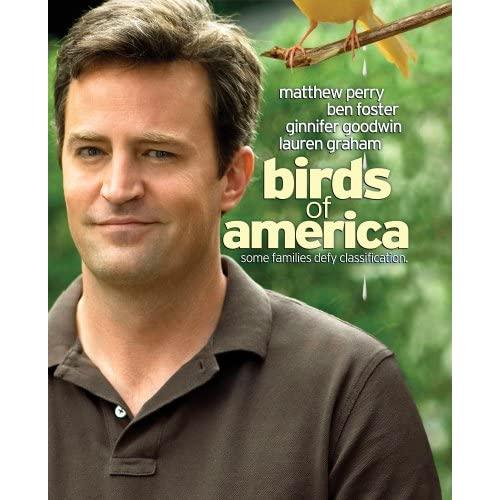Image 0 of Birds Of America On DVD with Matthew Perry