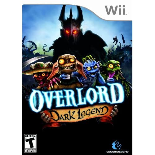Image 0 of Overlord: Dark Legend For Wii And Wii U