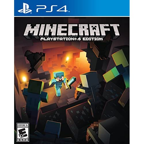 Minecraft For PlayStation 4 PS4