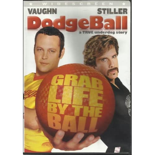 *Dodgeball:true Underdog Story Rr On DVD Comedy