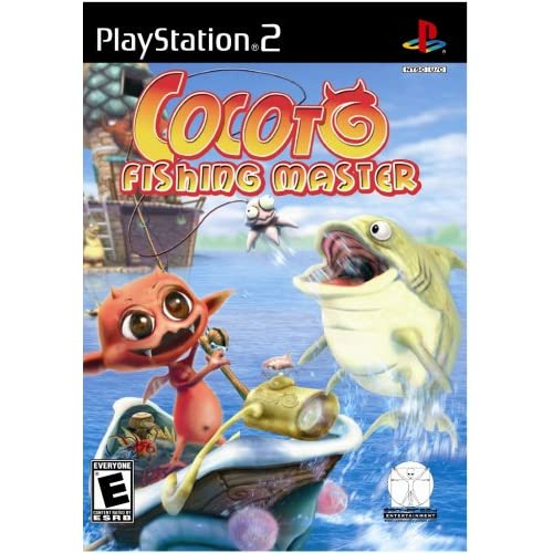 Image 0 of Cocoto Fishing Master For PlayStation 2 PS2