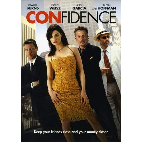 Image 0 of Confidence On DVD With Edward Burns