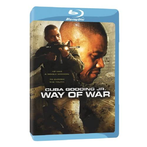 Image 0 of Way Of War Blu-Ray On Blu-Ray With Cuba Jr Gooding