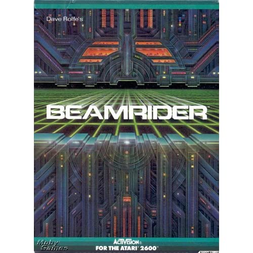 Beamrider For Atari Vintage