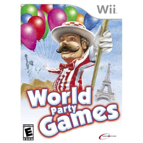 Image 0 of World Party Games For Wii Arcade