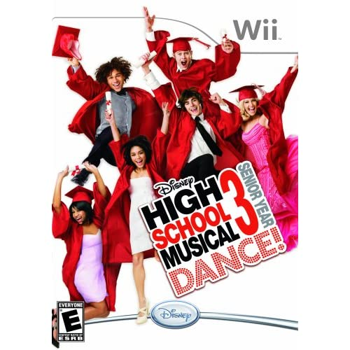 Image 0 of Disney High School Musical 3: Senior Year Dance! For Wii and Wii U
