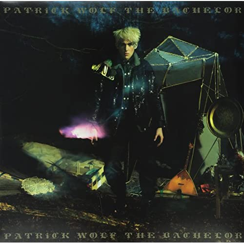 Image 0 of The Bachelor Record By Wolf Patrick On Vinyl Record LP