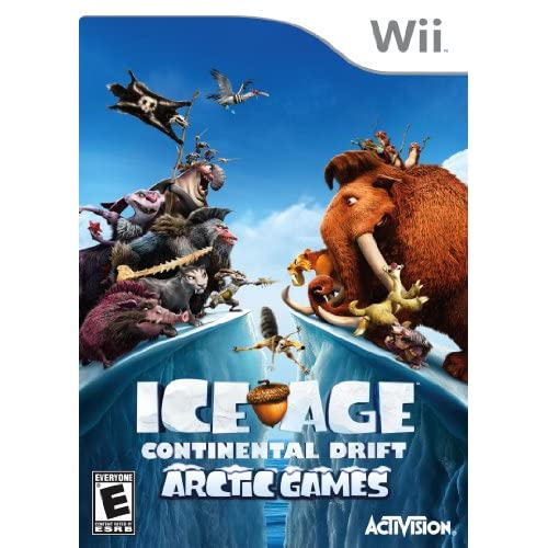 Image 0 of Ice Age: Continental Drift Arctic Games For Wii And Wii U