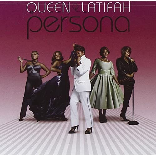 Image 1 of Persona By Queen Latifah On Audio CD Album 2009