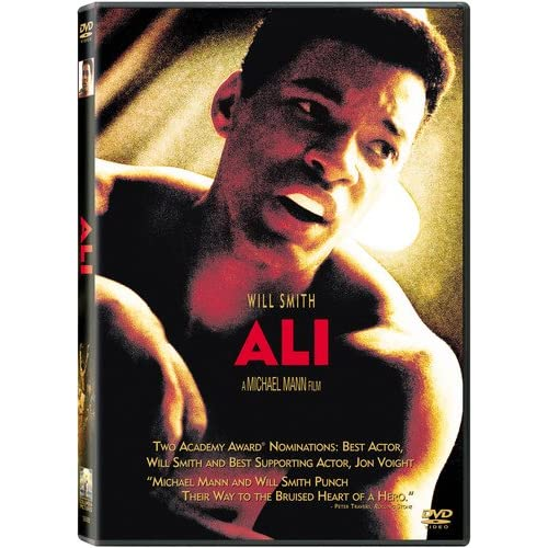 Image 0 of Ali On DVD With Will Smith