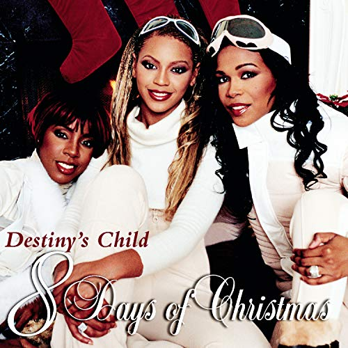 Image 0 of 8 Days Of Christmas By Destiny's Child On Audio CD Album 2008
