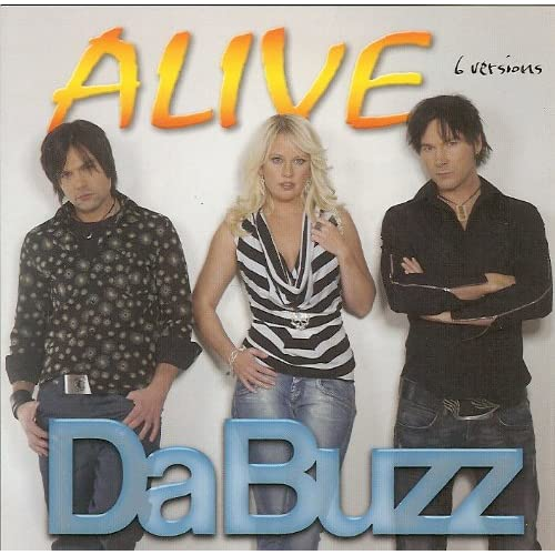Image 0 of Alive 6 Versions DaBuzz Performer Album by DaBuzz Performer On Audio CD