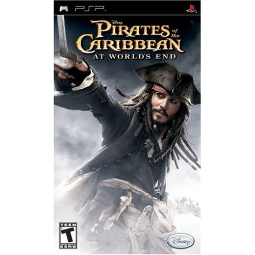 Image 0 of Pirates Of The Caribbean: At World's End Sony For PSP UMD Disney