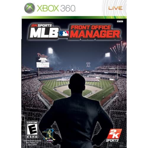Image 0 of MLB Front Office Manager For Xbox 360 Baseball