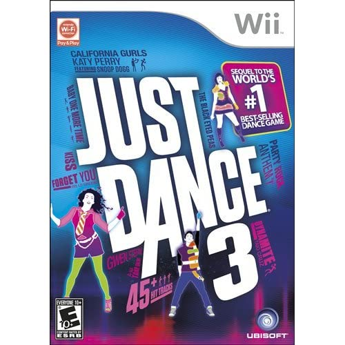 Image 0 of Just Dance 3 For Wii And Wii U
