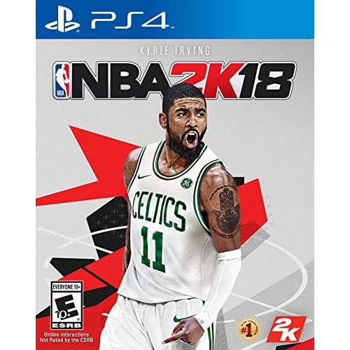 Image 0 of NBA 2K18 Standard Edition For PlayStation 4 PS4 Basketball