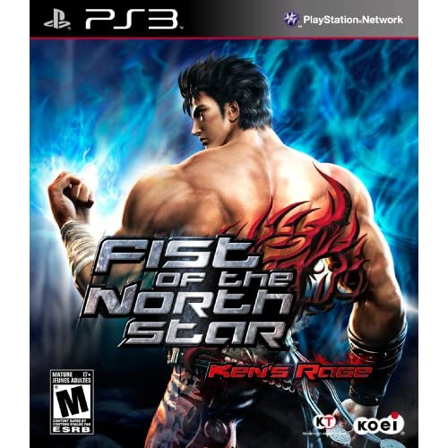 Fist Of The North Star: Ken's Rage For PlayStation 3 PS3 Fighting