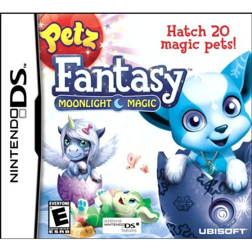 Image 0 of Petz Fantasy: Moonlight Magic For Nintendo DS DSi 3DS 2DS