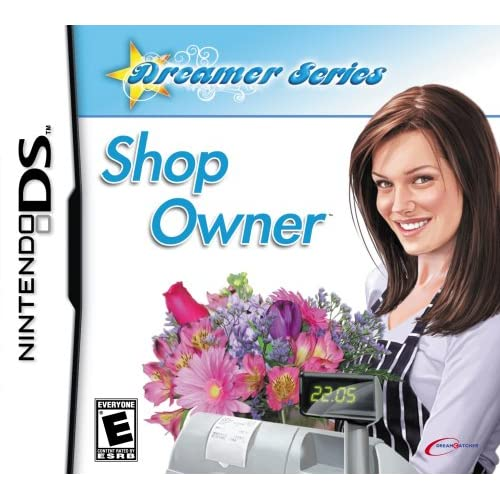 Image 0 of Dreamer: Shop Owner For Nintendo DS DSi 3DS 2DS