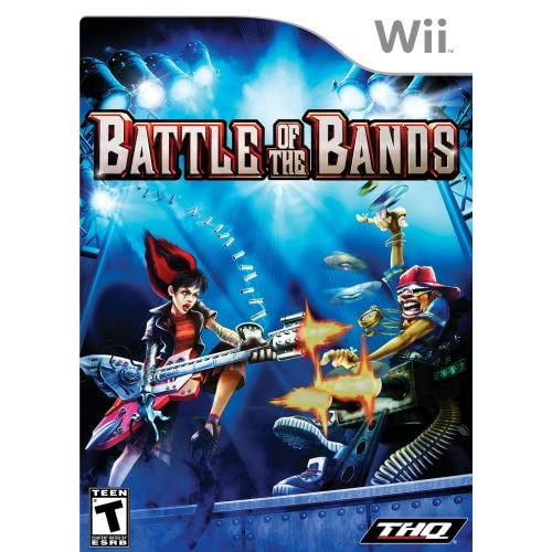 Image 0 of Battle Of The Bands For Wii Music