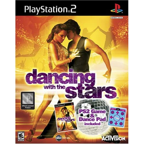Image 0 of Dancing With The Stars Includes Dance Pad For PlayStation 2 PS2 75533