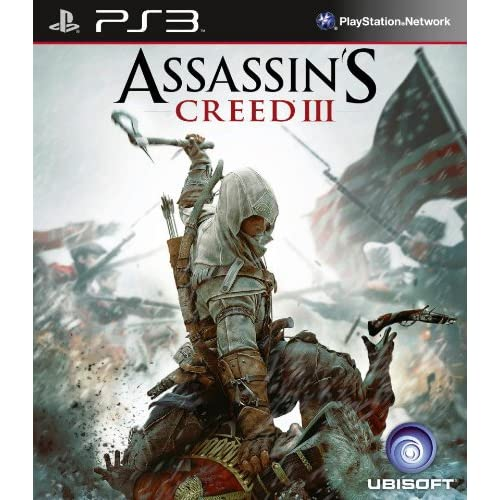Image 0 of PS3 500 GB Assassin's Creed III Console Bundle