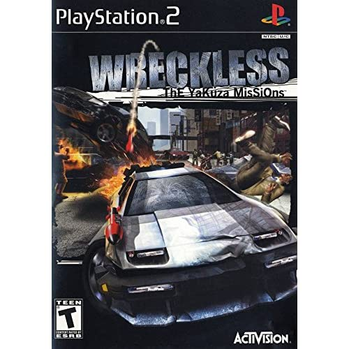 Image 0 of Wreckless: The Yakuza Missions For PlayStation 2 PS2