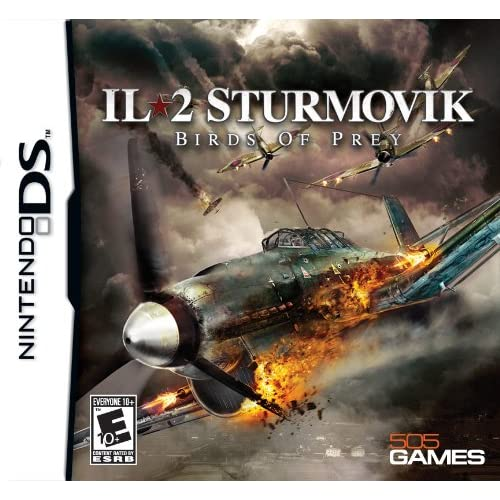 Image 0 of IL-2 Sturmovik Birds Of Prey For Nintendo DS DSi 3DS 2DS