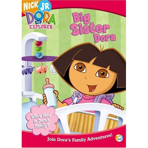 Image 0 of Dora The Explorer Big Sister Dora By Chris Gifford Writer Brown