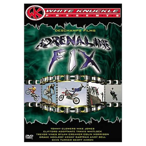Image 0 of Adrenaline Fix White Knuckle Extreme On DVD