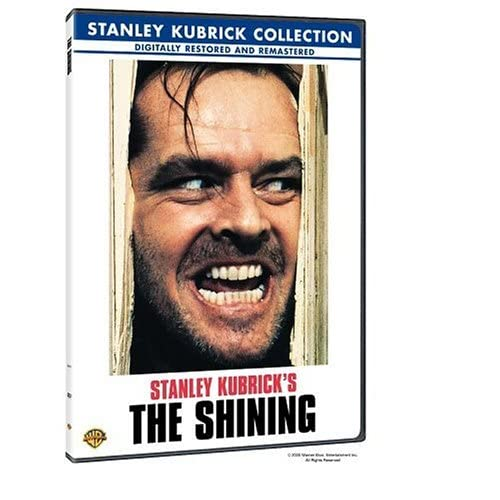 Image 0 of The Shining On DVD With Jack Nicholson