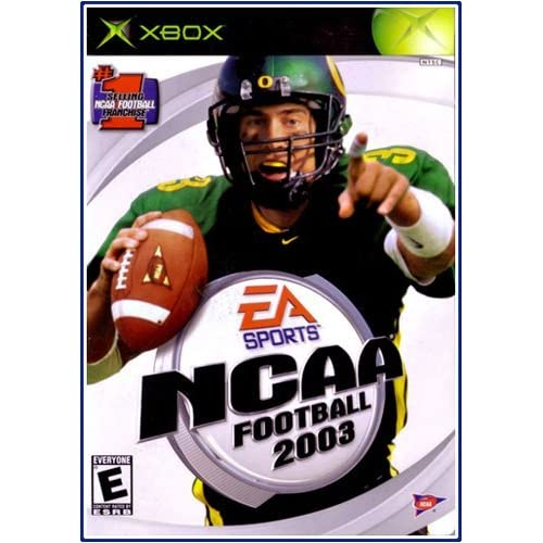 Image 0 of NCAA Football 2003 For Xbox Original