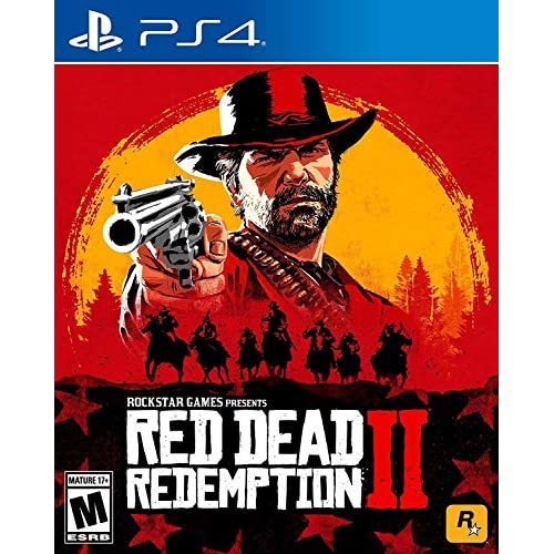 Image 0 of Red Dead Redemption 2 For PlayStation 4 PS4