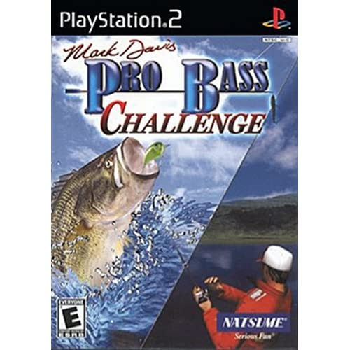 Image 0 of Mark Davis Pro Bass Challenge For PlayStation 2 PS2