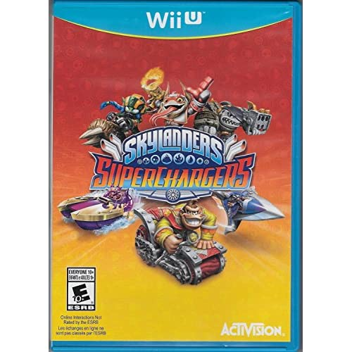 Image 0 of Skylanders Superchargers Game Replacement Disc Wii U For Wii U