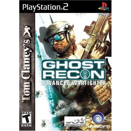 Tom Clancy's Ghost Recon: Advanced Warfighter For PlayStation 2 PS2