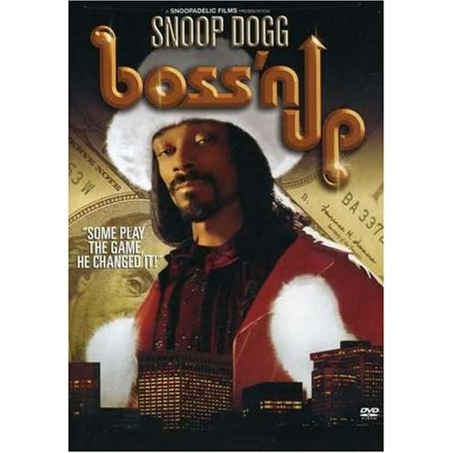 Image 0 of Boss 'N' Up On DVD With Hawthorne James