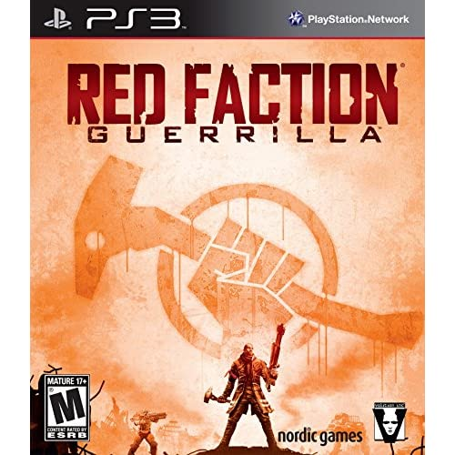 Image 0 of Red Faction Guerrilla For PlayStation 3 PS3 Fighting