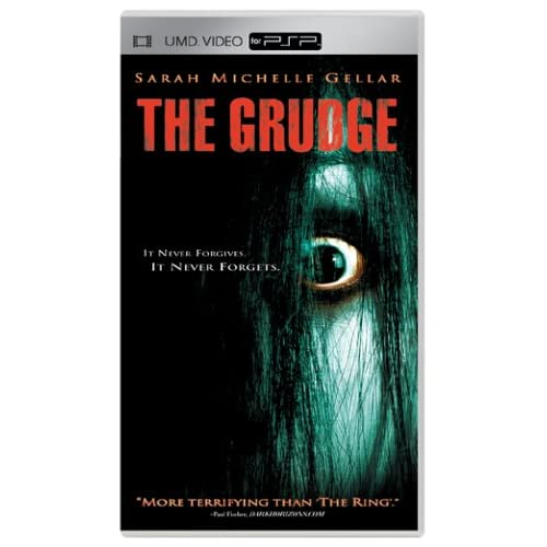 Image 0 of The Grudge Movie UMD For PSP