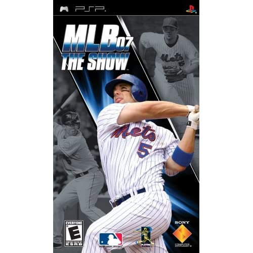 MLB 07: The Show Sony For PSP UMD Baseball