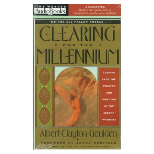 Image 0 of Clearing For The Millennium On Audio Cassette by Gaulden  Albert Clayton  Gaulde