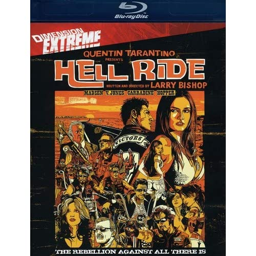 Image 0 of Hell Ride Blu-Ray On Blu-Ray With Larry Bishop