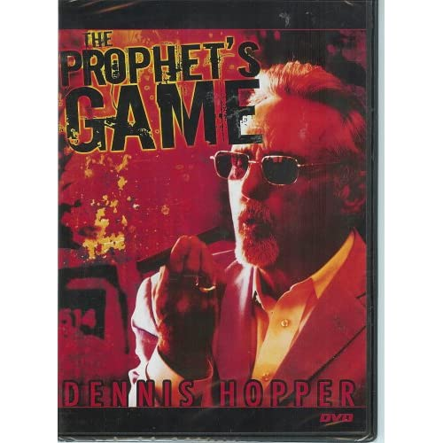 Image 0 of The Prophet's Game On DVD with Dennis Hopper