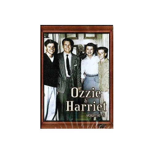 Image 0 of Ozzie And Harriet Volume 2 Slim Case On DVD With Ozzie Nelson