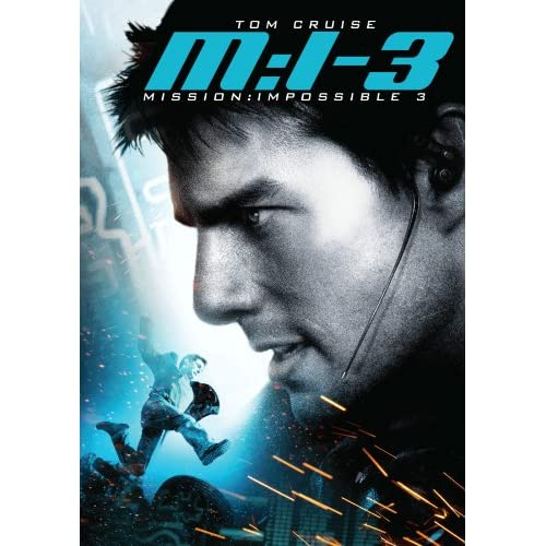 Mission: Impossible 3 Widescreen Edition On DVD With Tom Cruise