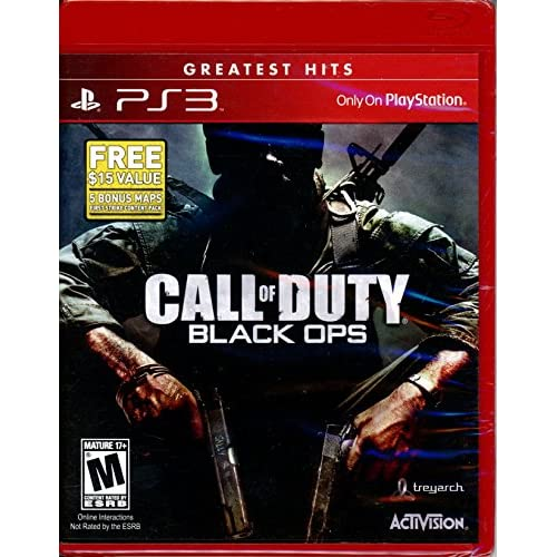 Image 0 of Call Of Duty: Black For PlayStation 3 PS3 COD