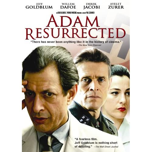 Image 0 of Adam Resurrected On DVD With Jeff Goldblum